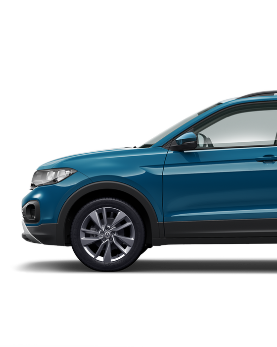 VW T-Cross - paket Life