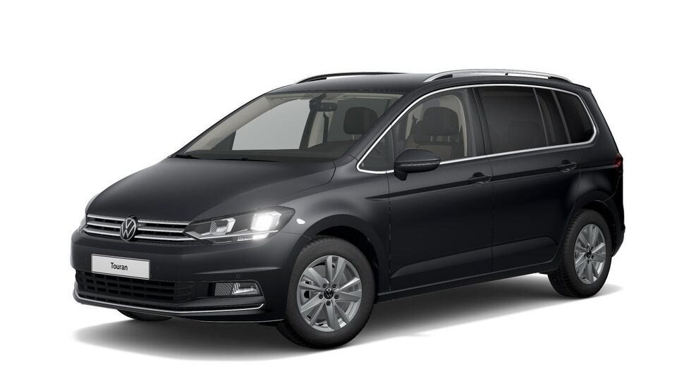 VW Touran Highline